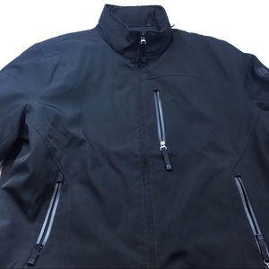 Tumi Tech Jacket Black Sz XXL